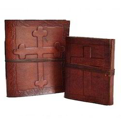 Leather Handcrafted Books