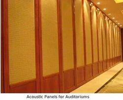 Acoustic Panels For Auditoriums