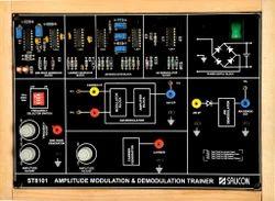 Amplitude Modulation & Demodulation Trainer-ST8101