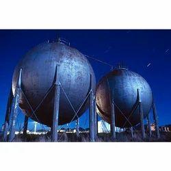 Butane Horton Sphere Tank