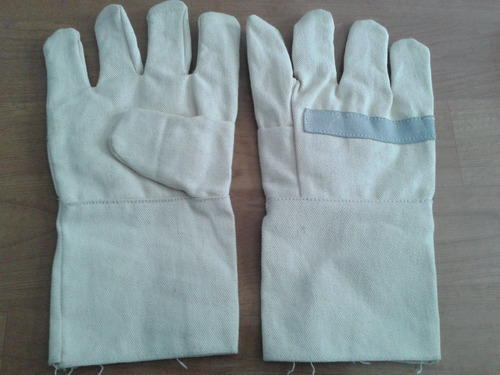 Drill Blanket Hand Gloves