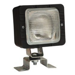 Square Work Lamp with Mounting