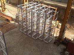 Aluminum Alloy Square Truss