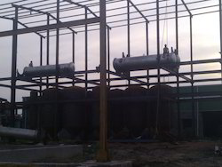 Batch Type Solvent Extraction Plant