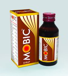 Herbal Anti- Diarrhoeal- Mobic Syrup