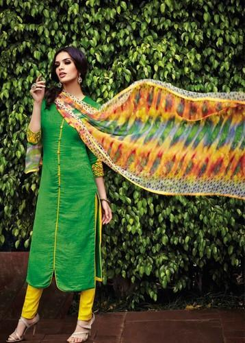 45538f328b Splendid And Beautiful Cotton Jacquard Suit With Bamberg Chi ...