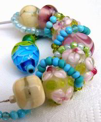 Glass Beads Jewellery