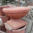 Gardening Round Rcc Pots, For Garden