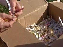 shredded paper for sale