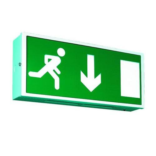 Emergency Exit Route Signage