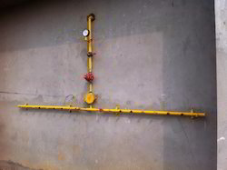 LPG Manifold Installation