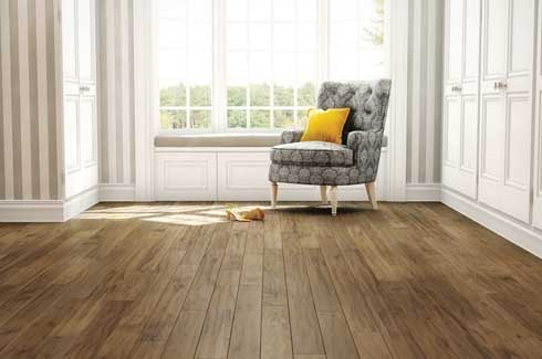 Wholesale Distributor Of Laminated Wooden Flooring Particle Board