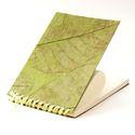 手工制作的笔记本