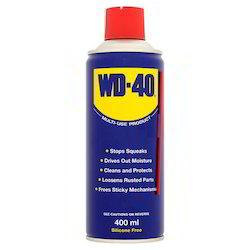 WD-40 Rust Removing Spray