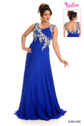 Evening Gown | Stallion | Manufacturer in Bandra East, Mumbai | ID ...