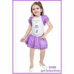 3f45459434 Designer Kids Skirt Top, Kids Dresses | R.K. Fashions in Dadar West ...