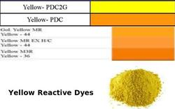 Yellow Reactive Dyes
