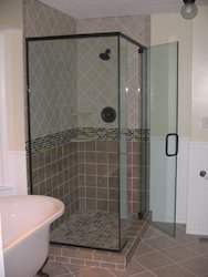 Cubicle Glass Shower