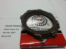 MK Auto Two & Three Wheeler Clutch Plates