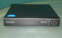 DVR Card Surveillance System