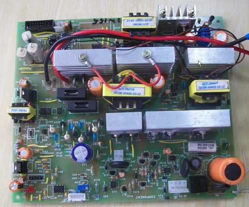 Solar Inverter Control Card View Specifications