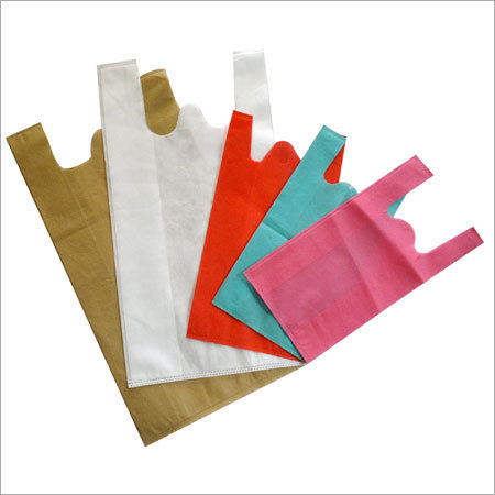 Non Woven Fabric W Cut Bags At Rs 100