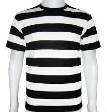 Men Striped T-Shirts in Tiruppur, Tamil Nadu | Gents Striped T ...