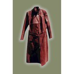 Womens Leather Long Coats