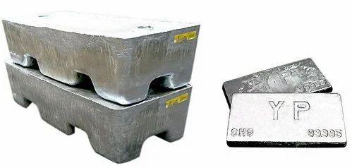 Shg & Hg Zinc Ingots, Metal & Metal Made Products