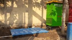 Bio Digested Toilet Cabin