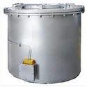 Tilting Crucible Aluminum Melting Furnace
