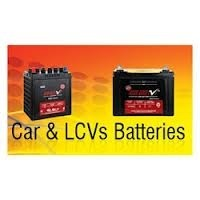 Car/ LCVs Batteries