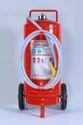 Supremex B, C Trolley Mounted Dry Powder Extinguisher