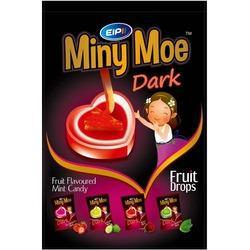 Miny Moe Dark Fruit Mint Flavoured Candy