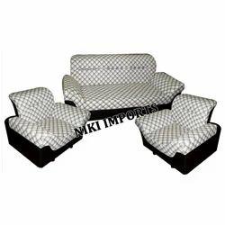 Yash Sofa Set - Fabric