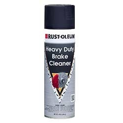 Rust Oleum Lubricants Heavy Duty Brake Cleaner Spray