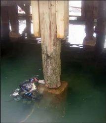 Underwater Jetty Repair