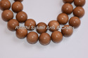 Handmade Sandalwood Beads