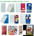 3d Sublimation Blank Mobile Covers Apple Iphone 4 4s
