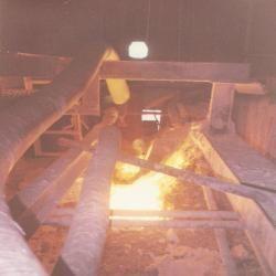 Hot Repair of Glass Furnace