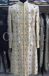 Mens Brocade Sherwani