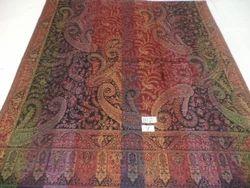 Viscose Acylic Intricate Jamawar Shawl