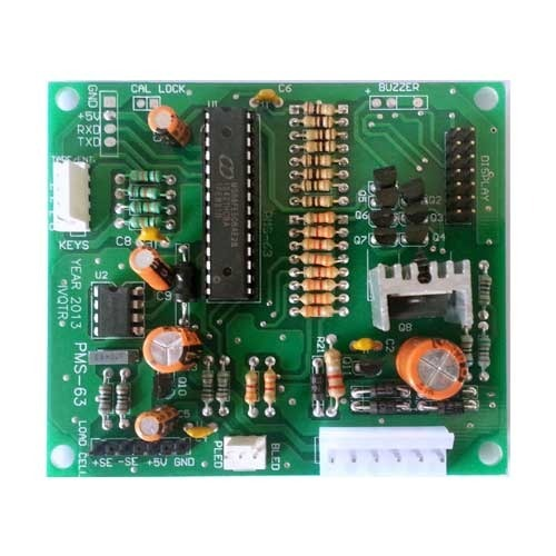 Weighing Scale PCB - Weighing Scale Printed Circuit Board