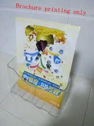 Brochure Multicolor Printing Services