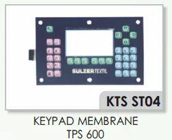 Nuovo Pignone Tps 600 Keypad Membrane
