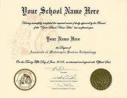High School Certificate Service and Senior Secondary School ...