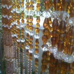 Beaded Curtains Manke Parde Suppliers Traders