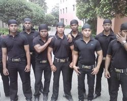 Security Guard Services And Manpower Supply Services
