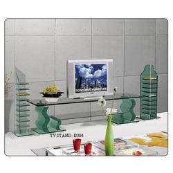 Glass TV Tables