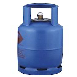 LPG Cylinder Fitted